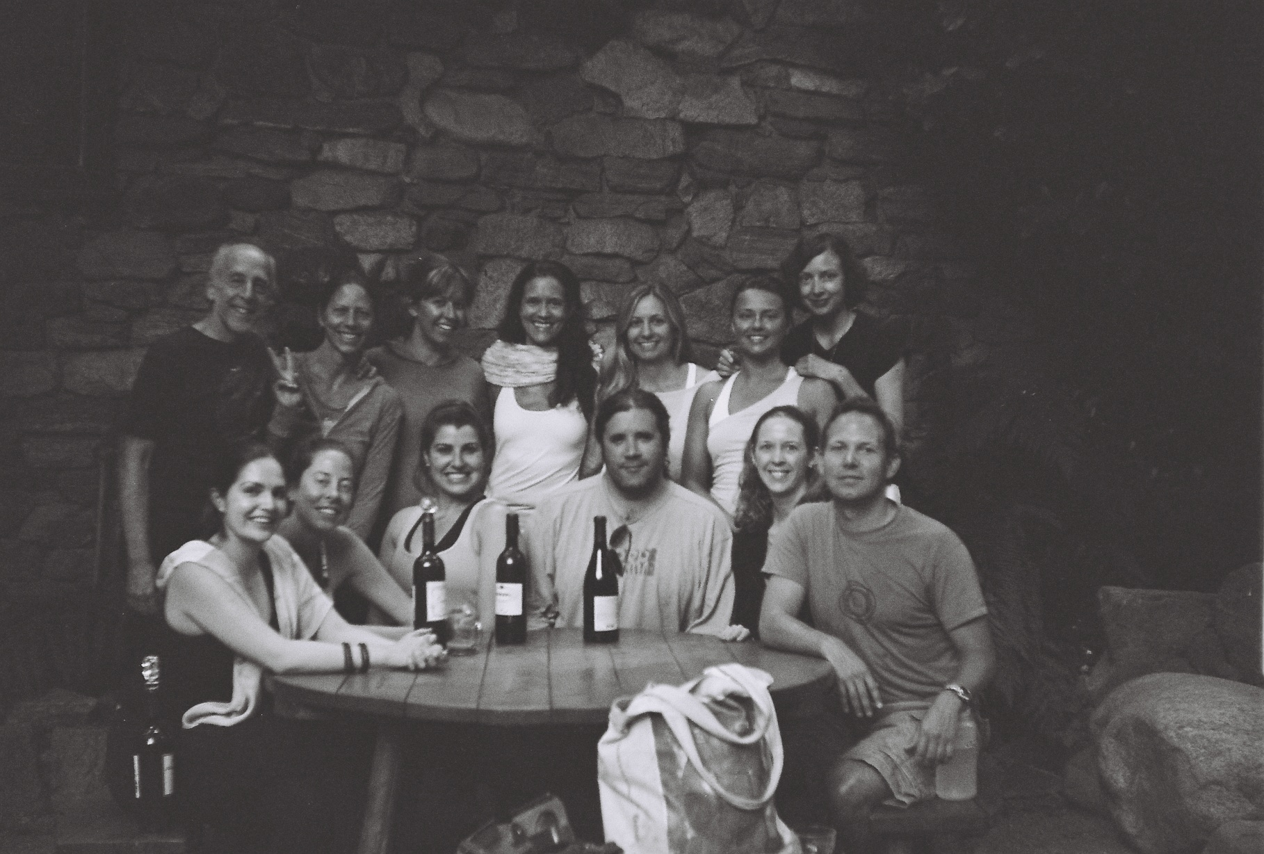 Tassajara Zen & Yoga Retreat,Ventana Wilderness, CA – July '12