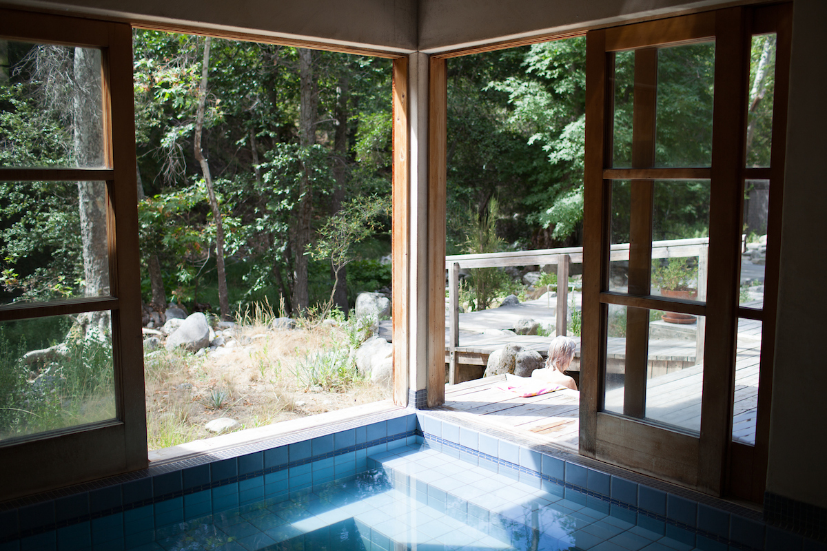 Tassajara Zen & Yoga Retreat,Ventana Wilderness, CA – July '15